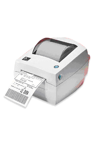 Zebra LP2844 Direct Thermal Barcode Printer
